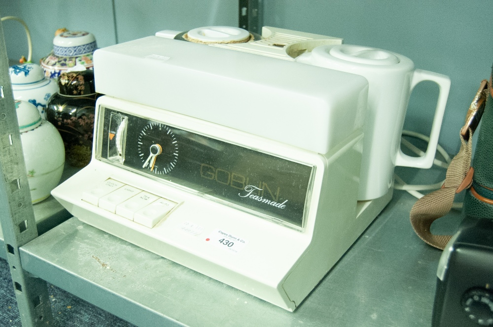 Lot 430 - AN ELECTRIC 'TEASMADE'