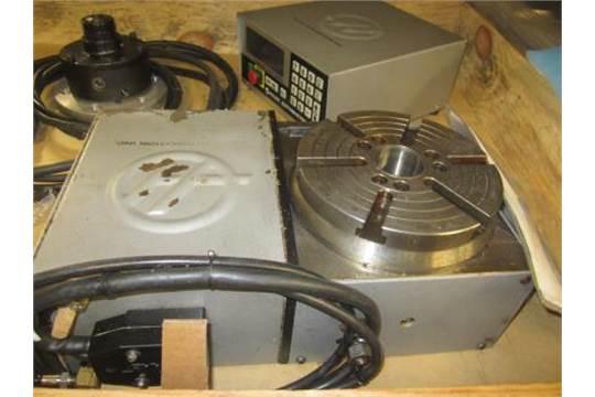 Haas HRT 210 CNC Indexer Including Control Box