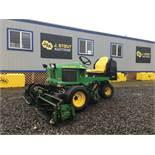 2000 John Deere 2653A Greens Mower