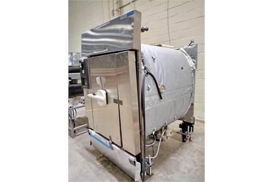 Steris Autoclave, single door, jacketed chamber, new 2006, S/N