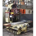 FORT WORTH (2010) CS-VBM-5VL BED-TYPE VERTICAL BORING & MILLING MACHINE WITH HEIDENHAIN 3 AXIS