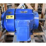 WESTINGHOUSE AEHH8B 125 HP ELECTRIC MOTOR WITH 1780 RPM, 575V, 3 PHASE, 117A, 60 HZ, 444T FRAME (