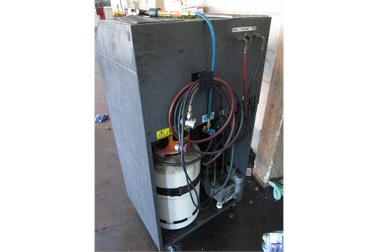 sun kool kare 134 recover recycle recharge air con unit with rh bidspotter co uk Kool Sun Hickory NC Air Conditioning Sun Cool