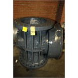 "24"", 300 LB. PLUG VALVE GEAR OP, F/E ROCKWELL NORDSTROM"
