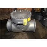 "14"", 600 LB. BOLTED CAP SWING CHECK B/W, WHEATLEY"