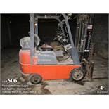 "TOYOTA Forklift Truck 3150"" LP"