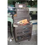 Tool Box w/ Tools