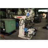 Clausing Convia Vertical Milling Machine