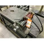 Hydraulic Cylinder on Table