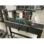 Hydraulic Press on Stand