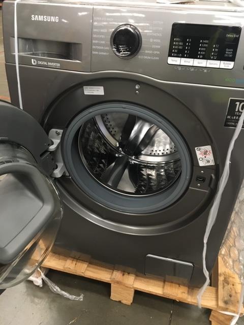Pallet of 2 Samsung Premium Washing machines. Total Latest selling price £778* - Image 4 of 7