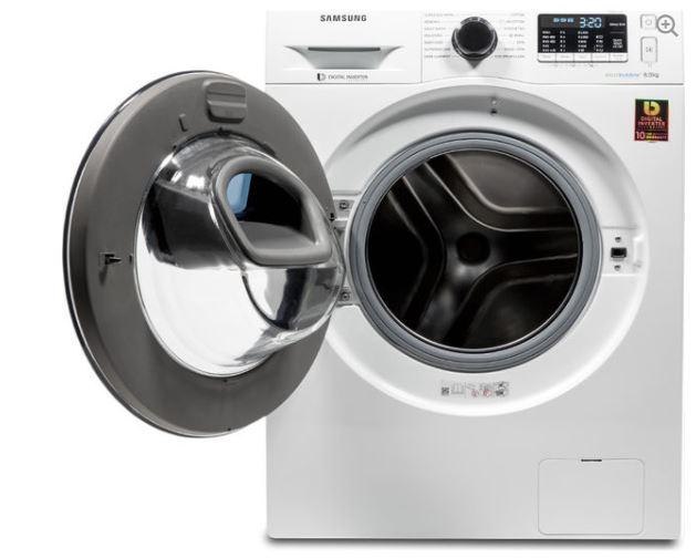 Pallet of 3 Samsung Premium Washing machines. Total Latest selling price £1,087* - Image 2 of 10