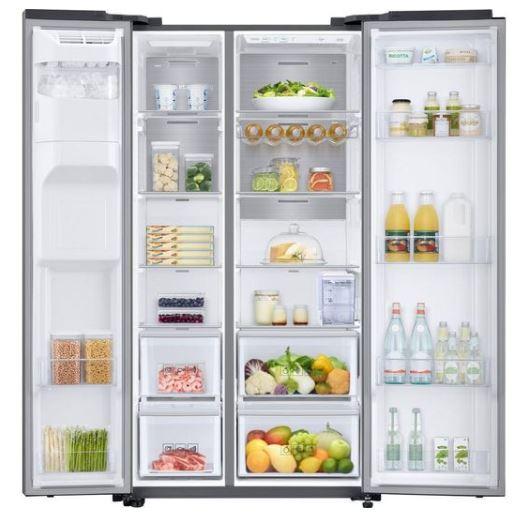 Pallet of 1 Samsung Water & Ice Fridge freezer. Latest selling price £1,799.99 - Image 2 of 10