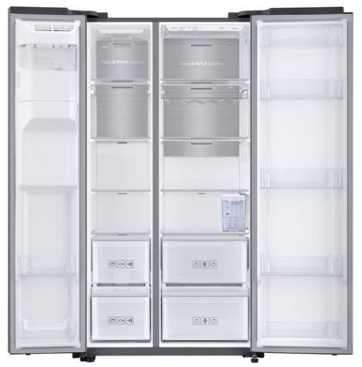 Pallet of 1 Samsung Water & Ice Fridge freezer. Latest selling price £1,799.99 - Image 3 of 10