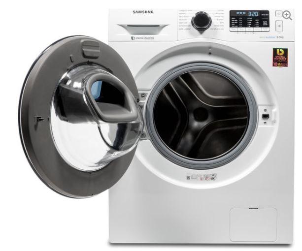 Pallet of 2 Samsung Premium Washing machines. Total Latest selling price £778* - Image 2 of 7