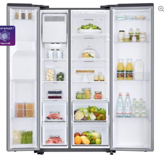 Pallet of 1 Samsung Water & Ice Fridge freezer. Latest selling price £1,299.99* - Image 3 of 8