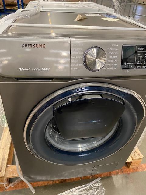 Pallet of 2 Samsung Premium Washing machines. Total Latest selling price £1,219.97* - Image 5 of 8