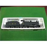 "A Lima ""0"" Gauge Class 4F 0-6-0 Locomotive and Tender, R/No 4547, LMS Black."