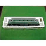"A Lima ""O"" Gauge Diesel Locomotive, ""Bo-Bo"", R/No d6506, BR green livery."
