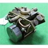 A Small V4 Cylinder Engine, flywheel 4cm diameter, well built.