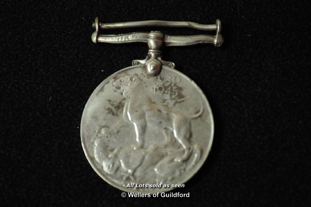 Lot 7147 - 1939-45 War Medal, un-named; medallions including Band of Hope, St.John's Ambulance, George V silver