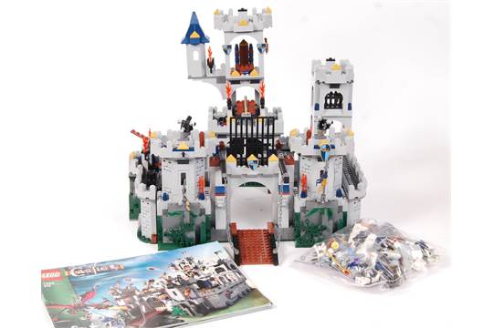 A Lego Knight39s Series Set No 7094 39 King39s Siege
