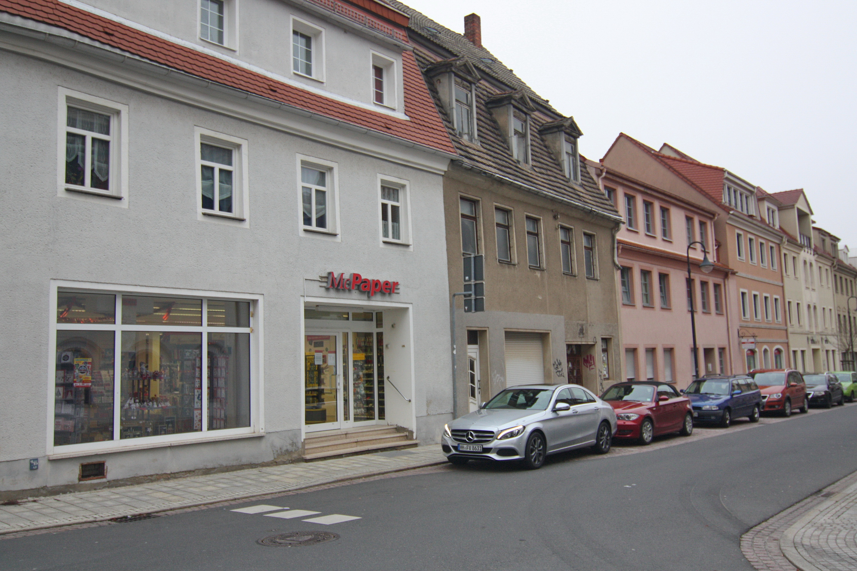 Lot 1 - FREEHOLD HOUSE IN THE CITY CENTRE OF OSCHATZ, SAXONY, GERMANY