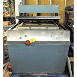 """21"""" X 28"""" THERMOFORMING MACHINE ON PALLET"""