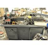 """SOUTH BEND CAT. NO. CL187RR, BELT DRIVEN LATHE, 6"""" 3-JAW CHUCK, STANDARD TOOL POST, TAIL STOCK,"""