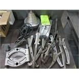 Bearing Separator & Gear Puller