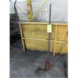 "Ridgid Model 3237 2"" - 12"" Chain Type Pipe Wrench"