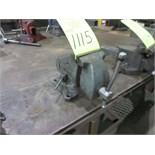 """Wilton Model 4A 4"""" Swivel Base Bench Vise"""