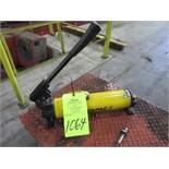 Enerpac Hand Pump Hydraulic Power Unit