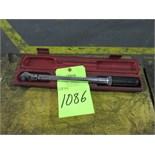 "Newton 3/8"" Click Handle Torque Wrench"