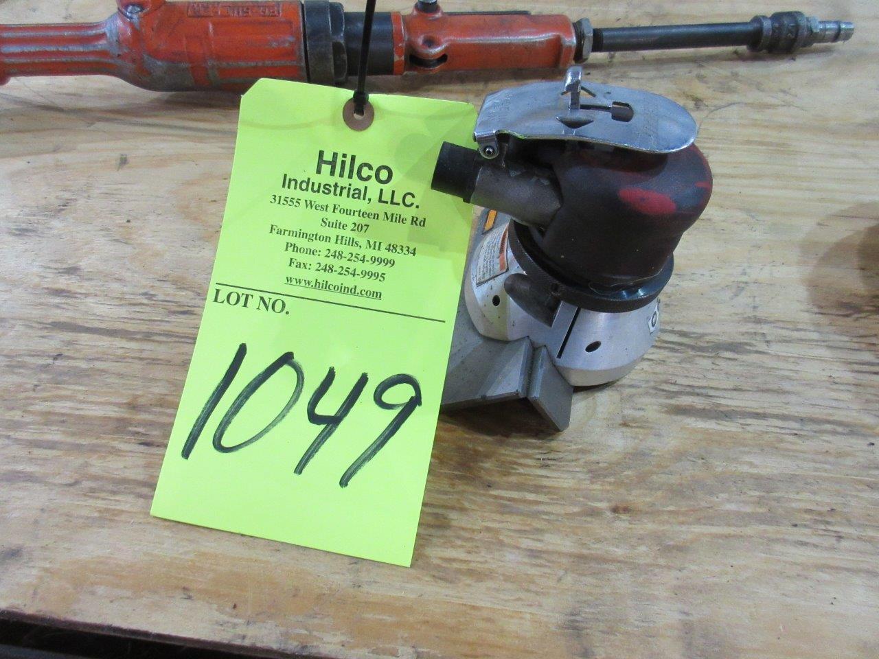Fuji Model HAM4-150 Pneumatic Metal Beveler