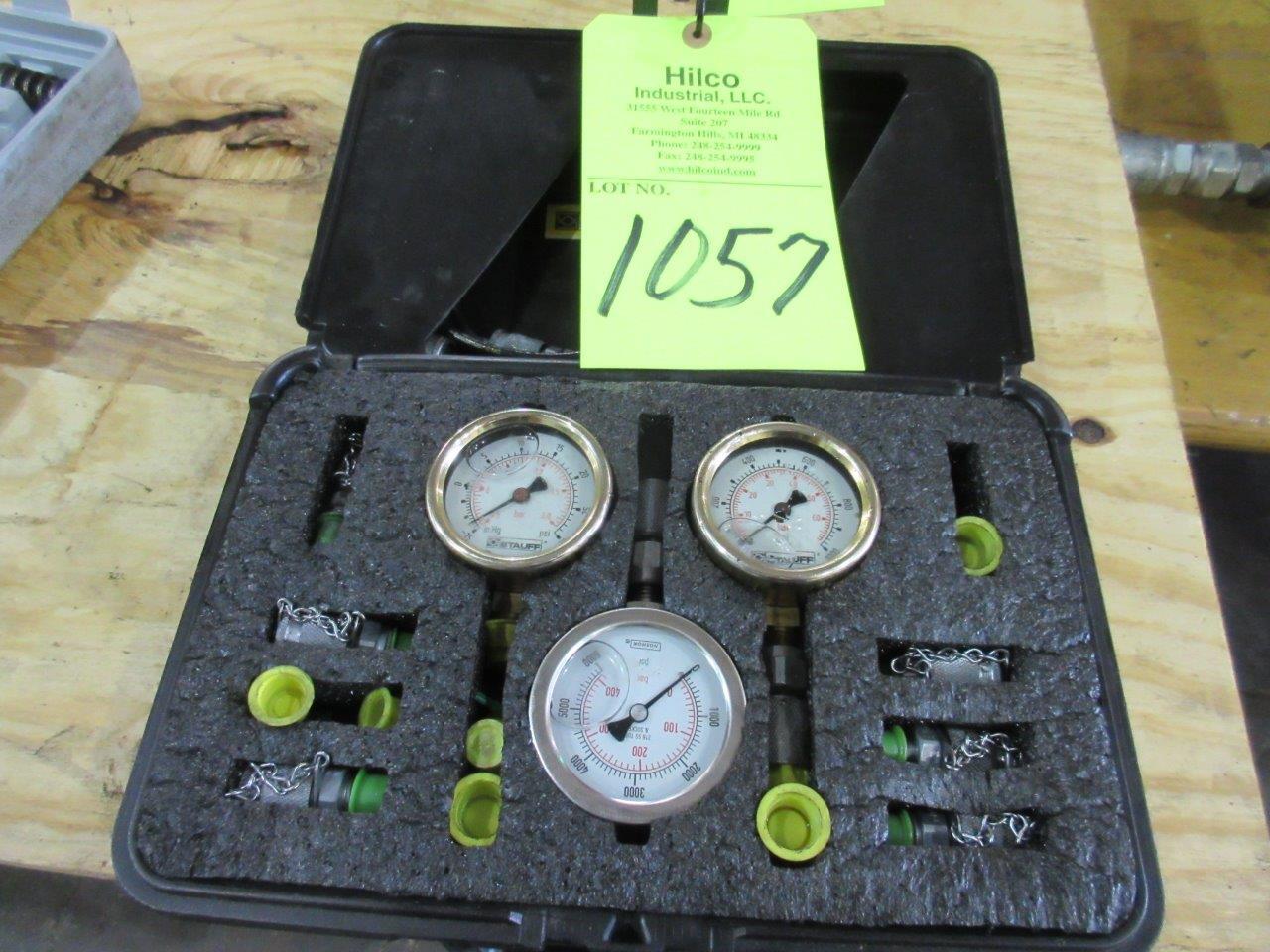 Lot 1057 - Stauff, Pressure Check Test Kit Hand Tools