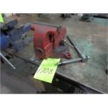 """Wilton Model 656A 6"""" Swivel Base Bench Vise"""
