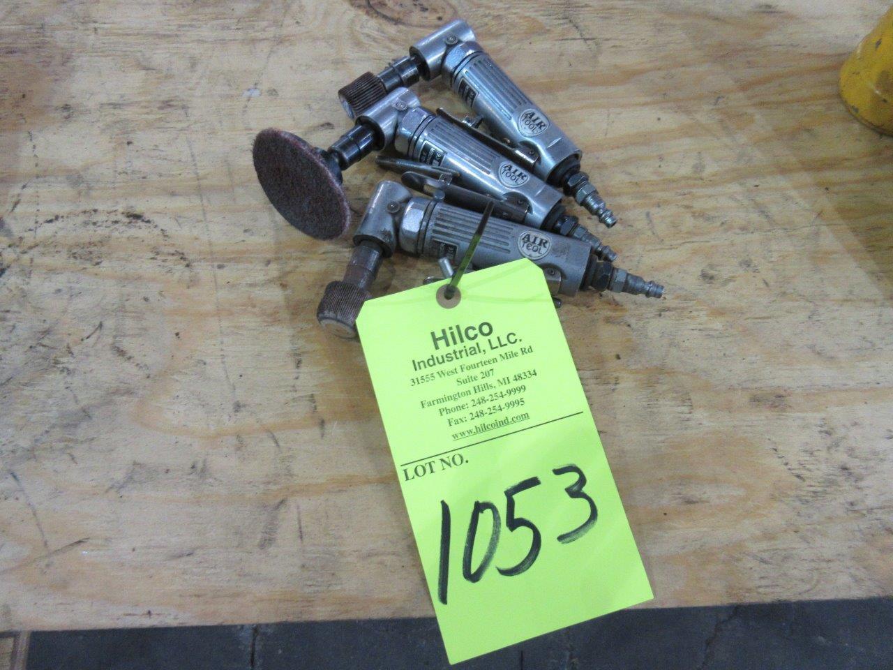 Lot 1053 - US Air Tool Pneumatic Angle