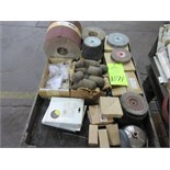 Assorted Sanding & Grinding Abrassives Miscellaneous