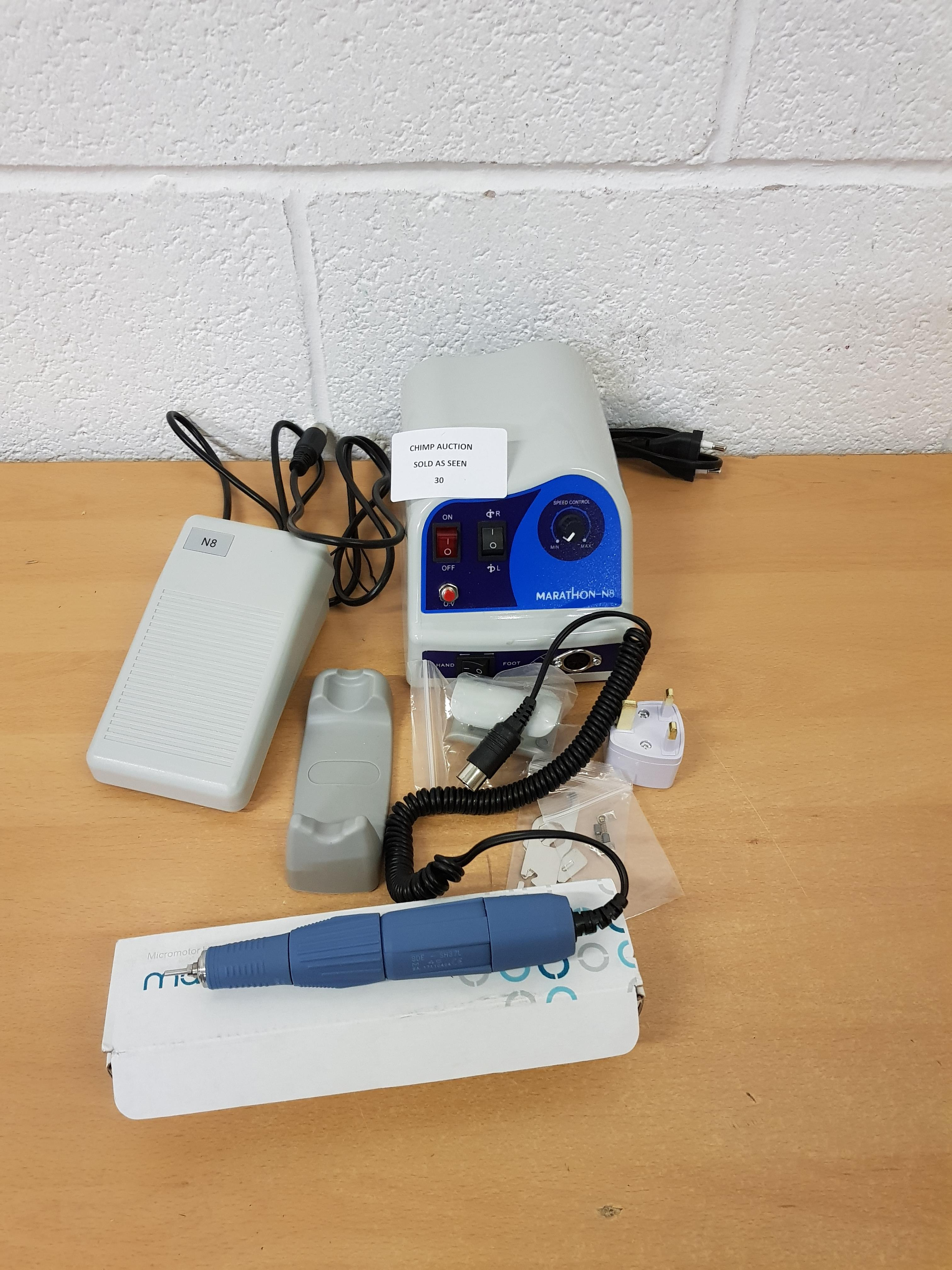 Lot 30 - Electric Dental Lap Device