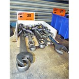 LOT/ COMBINATION WRENCHES