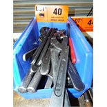 LOT/ SPANNER WRENCHES