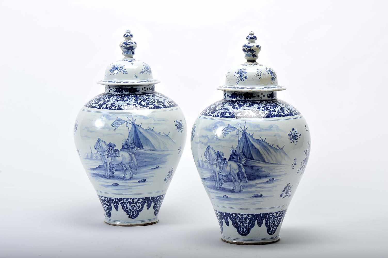 A Pair of Pots