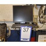 Monitor & keyboard/Écran et clavier IBM