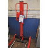 Pneumatic hoist/Monte-charge UNDERWOOD