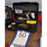 Flameless heat system/Vérificateur d'allumage MINI-DUCTOR II