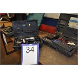 Pressure tester & Battery tester MIDTRONICS/Vérificateur de perte de pression & analyseur de