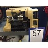 Key cutter/Machine à clé ILCO mod. 025