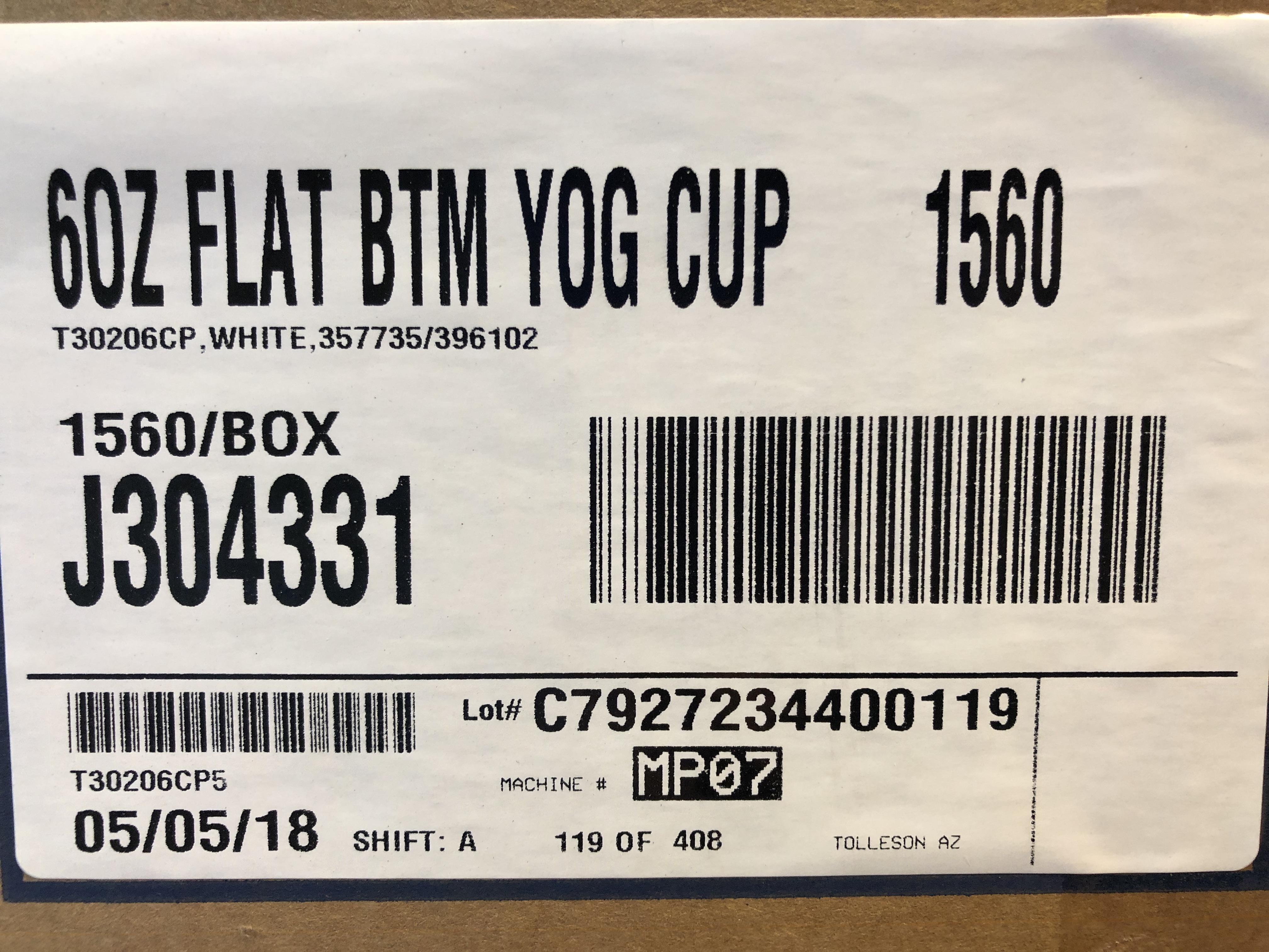 2013 Modern Packaging Yogurt Cup / Bottle Filler with Foil Seal Applicator and Heat Sealer - Image 13 of 14