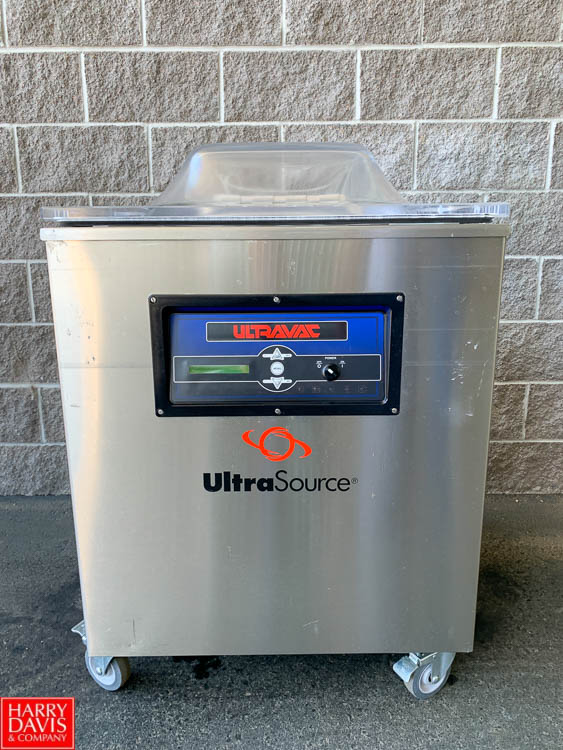 Lot 4 - 2015 Ultravac Ultra Source Model Ultravac 500 : SN 2419, Series F, Item # 90355 **Item Located in